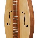 Music Symbol Sound Hole Dulcimer